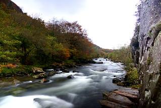River Tryweryn