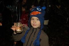 La Magia del bosco di notte 2013