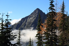 North Cascades (Shutterbug Fotos) Tags: autumn color colour fall nature beautiful beauty scenic washingtonstate northcascades mountainloophighway highway20 whistlermountain