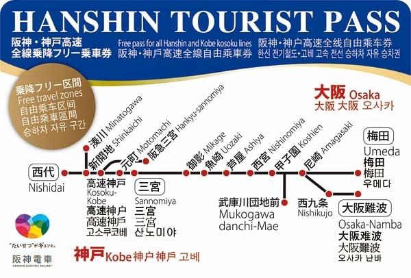 「阪神電鐵一日券」的圖片搜尋結果