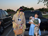 Halloween 2011 (Tejas Cowboy) Tags: halloween dorothy costume texas oz wizard or tx scarecrow land treat trick 2011