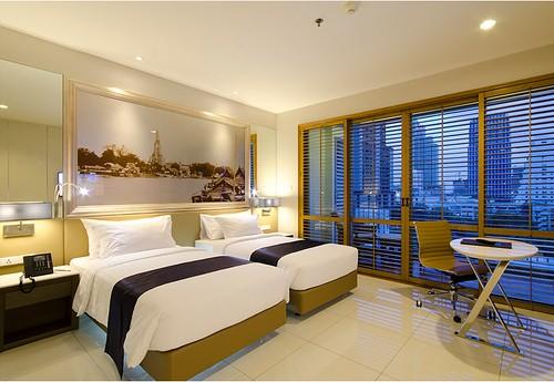 グランデ センターポイン ホテル プルンチット バンコク