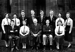 Image titled Bellahouston Prefects 1955-56
