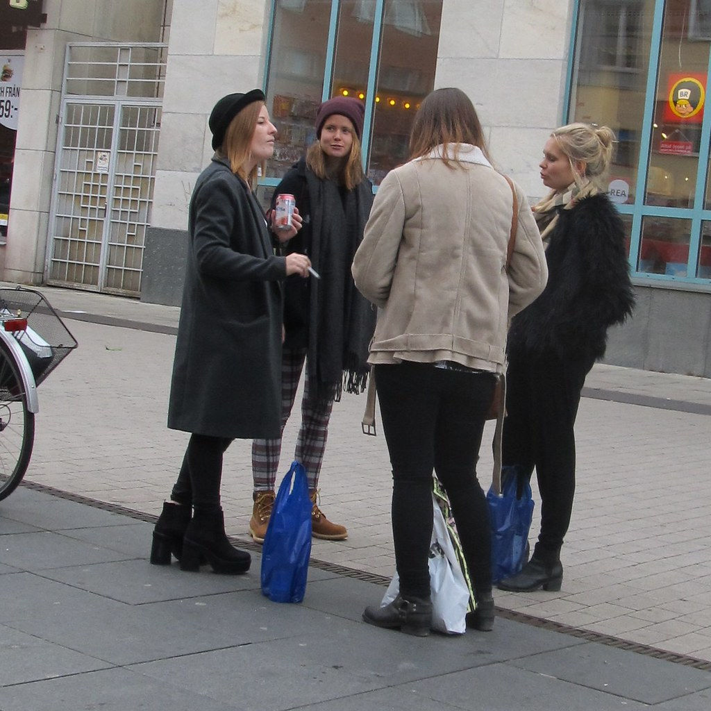 swedish candid