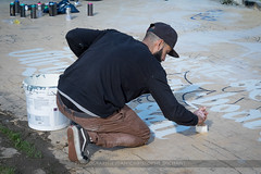 StreetArt  Vitry sur Seine au Skate Parc des lilas #Murmurs (Jean-Christophe Dichant) Tags: streetart graffiti animation parc graffeur lilas vitry murmurs pepiniere vitrysurseine