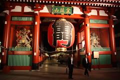 Senso-ji in Tokyo (mbphillips) Tags: japan temple sensoji tokyo asia   asakusa fareast kanto          mbphillips