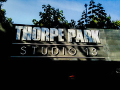 Fright Nights 2014 (ThemeParkMedia) Tags: park halloween dead saw actors scary witch resort thorpe horror roller blair stealth nights rides swarm attractions coasters fright colossus 2014