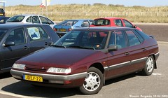Citron XM 2.0i Turbo CT 1994 (XBXG) Tags: auto old france holland classic netherlands car french automobile nederland ct citron voiture turbo frankrijk 1994 paysbas zandvoort xm ancienne tct franaise 20i citronxm jdlf22