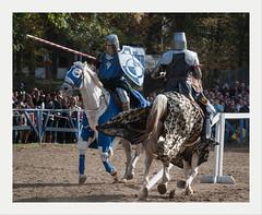 Joust2 (lclower19) Tags: nikon king massachusetts knights faire carver 70300mm joust richards kingrichardsfaire d90