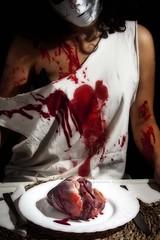 Hora de comer........ (MaRuXa fotografía) Tags: pontevedra corazon sangre canon450 maruxa2
