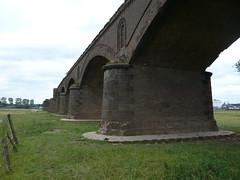 Eisenbahnbrcke Wesel (Oli-unterwegs) Tags: old railroad bridge alt eisenbahn railway zug brug brcke rhine rijn wesel eisenbahnbrcke rheinbrcke rijnbrug