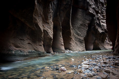 Zion Narrows (Ron W. Craig) Tags: national zion zionnationalpark narrows thenarrows parkthe