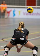 PA180334a (roel.ubels) Tags: sport arnhem volleyball tt vc volleybal 2014 eredivisie weert papendal nevobo valkenhuizen irmato