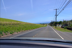 "Heading south on Mamalahoa Highway • <a style=""font-size:0.8em;"" href=""http://www.flickr.com/photos/34843984@N07/15399888577/"" target=""_blank"">View on Flickr</a>"