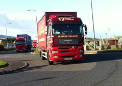 MX08 HZA (Cammies Transport Photography) Tags: road man truck transport lorry express admiralty rosyth hza campd tgx mx08 mx08hza