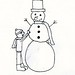 "Snowman • <a style=""font-size:0.8em;"" href=""http://www.flickr.com/photos/126459642@N06/15420973849/"" target=""_blank"">View on Flickr</a>"