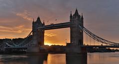 (Joe Ascioti) Tags: bridge england london tower sunrise landscape photography widescreen bridges