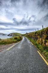 Irish Road Dingle Peninsula (joseph.forman) Tags: road irish landscape fuji dingle peninsula 10mm xt1
