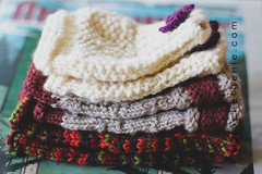 It's Hand Warmer Season! (Crochet Genie) Tags: autumn winter fall fashion hand handmade crochet knit gloves knitted warmer handwarmers accessory fingerless crochetgenie crochetgeniecom