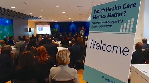 "Photos from ""Which Health Care Metrics Matter?"""