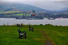 RFA Black Rover (Zak355) Tags: scotland riverclyde boat ship vessel royalnavy rothesay isleofbute lochstriven royalfleetauxiliary fueltanker rfablackrover