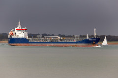 Nordic Sola (LHRlocal) Tags: water boats boat ship ships hampshire boating nordic southampton shipping tanker calshot fawley southamptonwater calshotspit calshotbeach canon6d philbroad nordicsola nordiclines