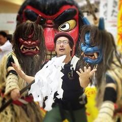 เทพเจ้าปิศาจนามาฮาเงะ เมืองโองะ มิตะเนะโจ และเมืองคะตะงามิ จังหวัด อะคิตะ #akita #japan #talontv #picoftheday #photooftheday