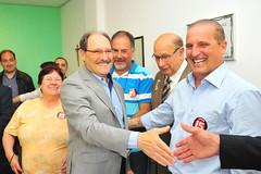 DEM declara apoio  candidatura de Sartori  13/10 (redesartori) Tags: dem aliana apoio adeso mobilizao segundoturno