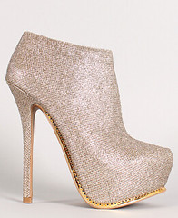 "glitter platform stiletto anke bootie champagne • <a style=""font-size:0.8em;"" href=""http://www.flickr.com/photos/64360322@N06/15509649012/"" target=""_blank"">View on Flickr</a>"
