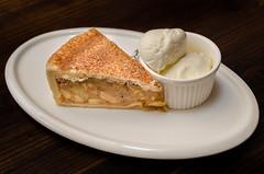 Apple Pie from Toit Brewpub (150 INR)