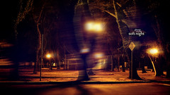 Ghosts in the Soft Night (ricdovalle) Tags: night lights sony noite ghosts luzes fantasmas nexf3