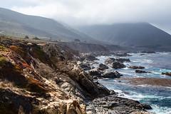 California Pacific Coast - 19 (www.bazpics.com) Tags: ocean california ca sea summer cliff beach water one 1 coast big sand highway waves unitedstates pacific coastal carmel sur barryoneilphotography