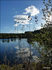 Reflejos en Ferreira de Panton (celicom) Tags: balneario augassantas ferreiradepanton