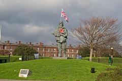 JDW_6027-1 (John.Walton) Tags: england memorial war royal hampshire portsmouth marines falklands southsea rm eastney royalmarines falklandswar yomping yomper