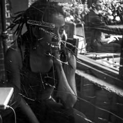 Troubling Times (Culture Shlock) Tags: people portraits women streetportrait trouble troubled troublingtimes