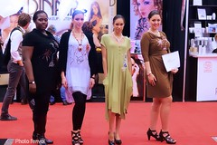 Week-end de toute beaut (photolenvol) Tags: glamour weekend des beaut palais mode coiffure congres detoutebeaut