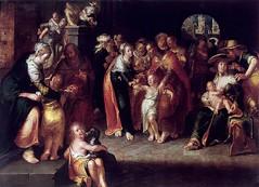 The Gospel of St. Luke 18 15-17 Jesus blesses children - Amgad Ellia 10 (Amgad Ellia) Tags: st children jesus luke 18 gospel amgad ellia the 1517 blesses