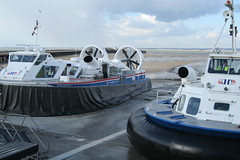 hovercraft (rydehover) Tags: hovercraft bht130 hovertravel
