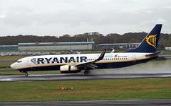 Ryanair Boeing 737-800 EI-EKP Prestwick Airport (cmax211) Tags: scotland airport boeing ryanair 737 prestwick pik ayrshire infocus boeing737800 highquality egpk eiekp