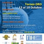 Torneo Oro Padel Port  (Puerto de Sagunto) Oct2014