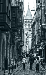 galata ara1 (sipkayuksel) Tags: street new travel people blackandwhite flower history public photoshop canon turkey way for this is photo amazing nice exposure flickr photographer zoom photos pics magic awesome creative istanbul it any an retro safety traveller explore add level crop page stunning bloom info gloom applet safe create member editor fx copy viewing feedback oldcity commenting additional flicker ringflash enhance allinone provide galata rotate palas sokak pera filtr ect siyahbeyaz simplest photorocket pixomatic canon5dmark2 snapspeed lotogram