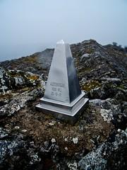 Cresta del Macizo de Itxina
