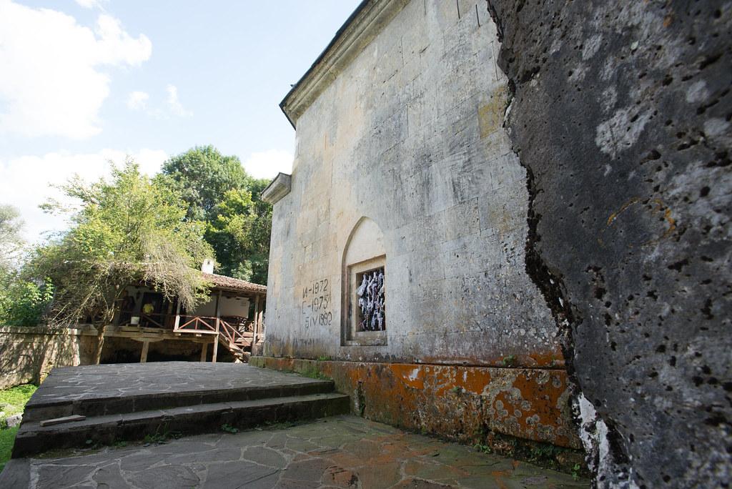 Demir Baba Teke's tomb