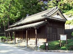 同心番所 (beibaogo) Tags: m357 皇居東御苑(旧江戸城本丸跡)
