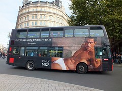 Go-Ahead London Central WHV14 (Waterford_Man) Tags: bus male naked advert torso hybrid tanned wrightbus goaheadlondoncentral whv14 davidgandyunderwear