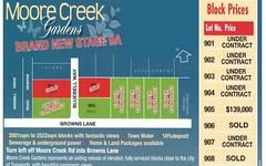 Lot 903 Browns Lane, Moore Creek NSW