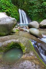 Cascade Aux Ecrevisses (-CyRiL-) Tags: longexposure france eau cascades guadeloupe gwada basseterre longueexposition petitbourg cyrilbkl departementsdoutremer cyrilnovello