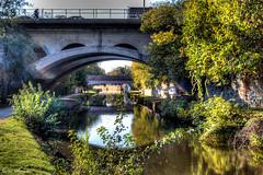 Harmony (Bernai Velarde-Light Seeker) Tags: bridge usa creek canal dc washington small bridges georgetown harmony velarde bernai