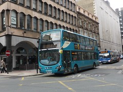 Arriva North West 4466 MX61 AXG on 79D (sambuses) Tags: 4466 arrivanorthwest mx61axg