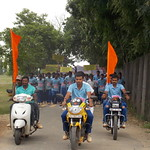 """Run for Unity on National Unity Day  on 31 Ocotober 2014 by Vivekananda University Coimbatore Campus (7) <a style=""""margin-left:10px; font-size:0.8em;"""" href=""""http://www.flickr.com/photos/47844184@N02/15678013871/"""" target=""""_blank"""">@flickr</a>"""